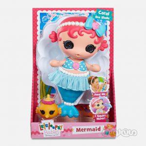 عروسک پری دریایی کوچولو لالالوپسی ای ام جی
