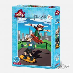 Puzzles Art Puzzle 4506