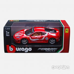 Model Vehicles Burago 26009
