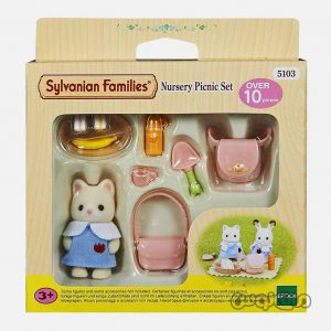 figure play set Sylvanian Families 5103