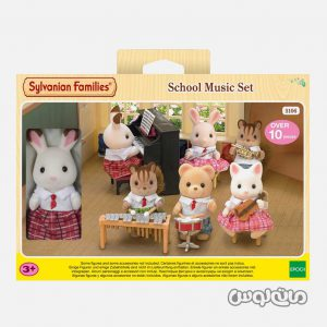 figure play set Sylvanian Families 5106