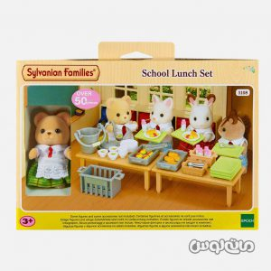 figure play set Sylvanian Families 5108