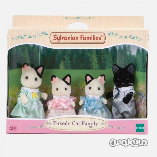 figure play set Sylvanian Families 5181