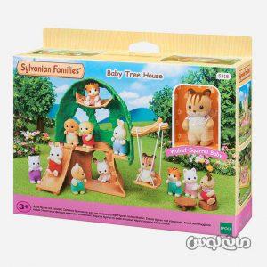 figure play set Sylvanian Families 5318