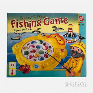zi xen fishing game puzzle