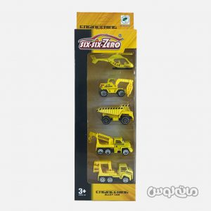 Vehicle Play sets SIX-SIX-ZERO 660-A135