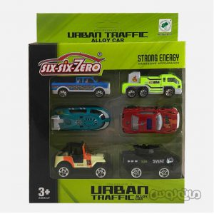 Vehicle Play sets SIX-SIX-ZERO 660-A127