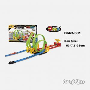 Vehicle Play sets D663 -301