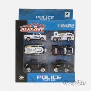 Vehicle Play sets SIX-SIX-ZERO 660-A126