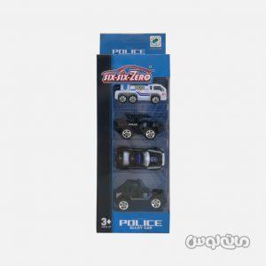 Vehicle Play sets SIX-SIX-ZERO 660-A130