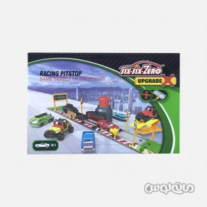 Vehicle Play sets SIX-SIX-ZERO 660-A21