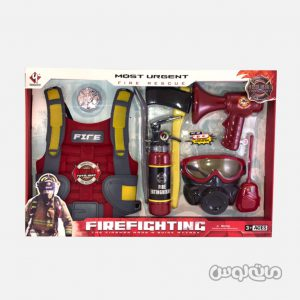 pretended play firefighter f015b