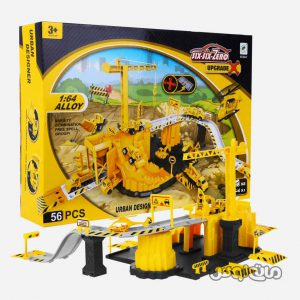 Vehicle Play sets SIX-SIX-ZERO 660A7