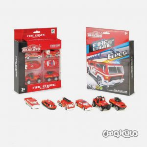 Vehicle Play sets SIX-SIX-ZERO 660-A128