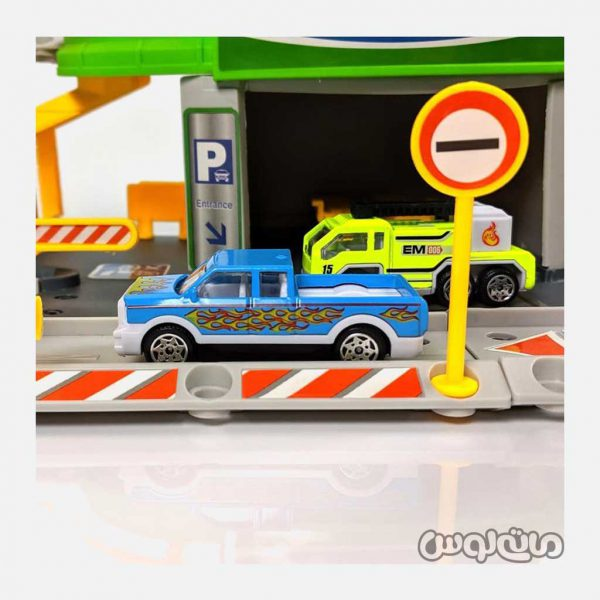 Vehicle Play sets SIX-SIX-ZERO 660-A13
