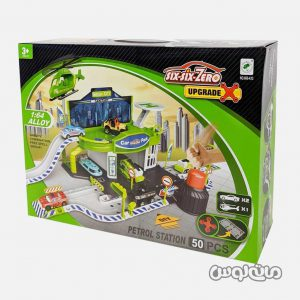 Vehicle Play sets SIX-SIX-ZERO 660-A13