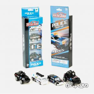 Vehicle Play sets SIX-SIX-ZERO 660-A130