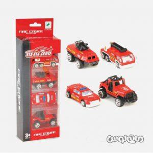 Vehicle Play sets SIX-SIX-ZERO 660-A132