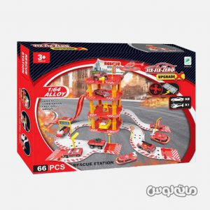 Vehicle Play sets SIX-SIX-ZERO 660-A14