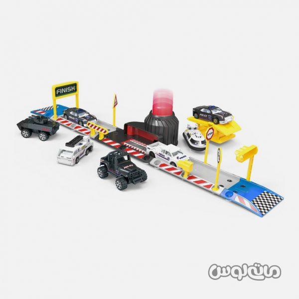 Vehicle Play sets SIX-SIX-ZERO 660-A24