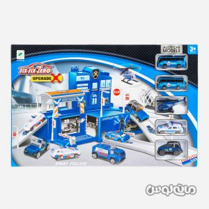 Vehicle Play sets SIX-SIX-ZERO 660-A68