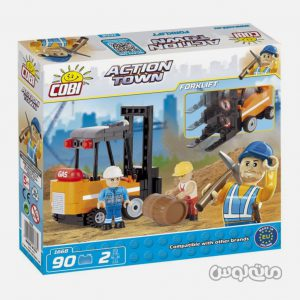 Bricks Cobi 1668