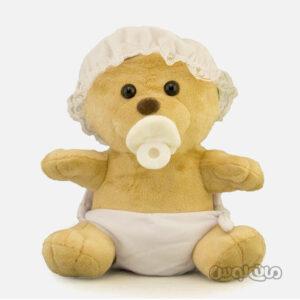 عروسک پولیشی خرس پستونکی یانیک