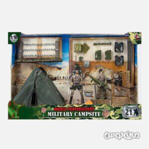 کمپ ارتشی ام سی تویز
