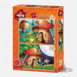 Games & Puzzles Art Puzzle 4493