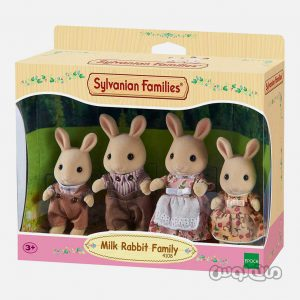 Figure Play sets Sylvanian Families EPC 4108