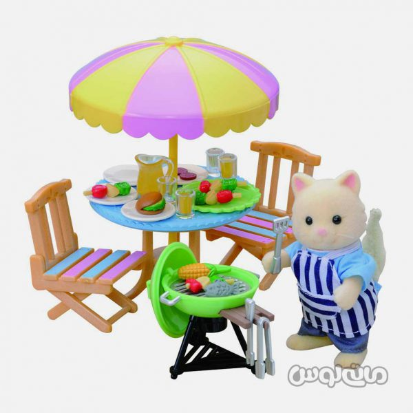 Figure Play sets Sylvanian Families 4869
