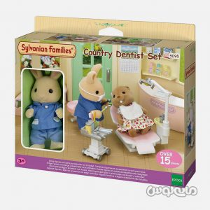 Figure Play sets Sylvanian Families 5095