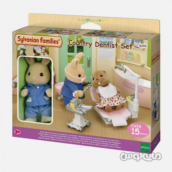 Figure Play sets Sylvanian Families 5095