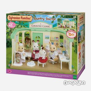 Figure Play sets Sylvanian Families EPC 5096