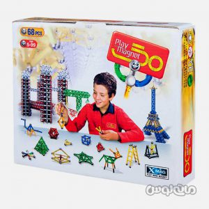 Lego & Building & Play with Magnet & 1002
