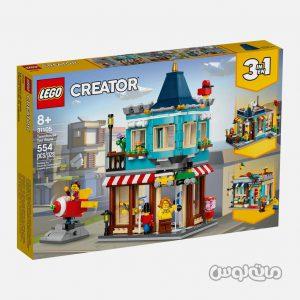 لگو 3 در 1 فروشگاه اسباب بازی