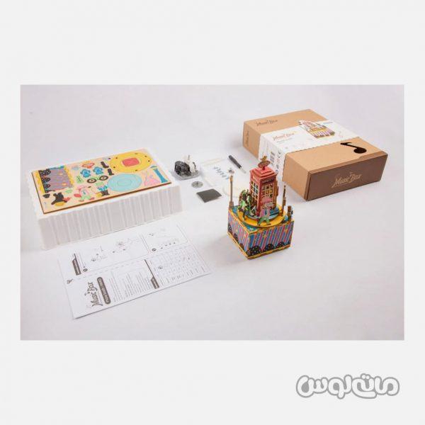 Engineering Robotime AM401