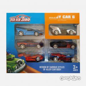 Vehicle Play sets SIX-SIX-ZERO 8618