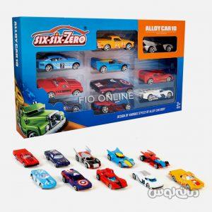 Vehicle Play sets SIX-SIX-ZERO 8620