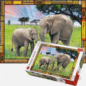 Puzzles Trefl 33067