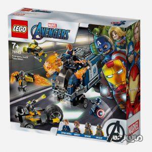 Lego Lego & Building 76143