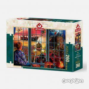 Games & Puzzles Art Puzzle 4044
