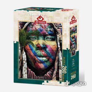 Games & Puzzles Art Puzzle 5021