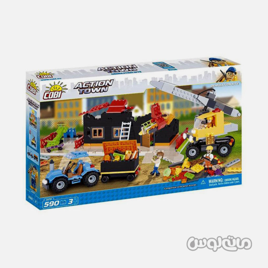 Bricks cobi 1675