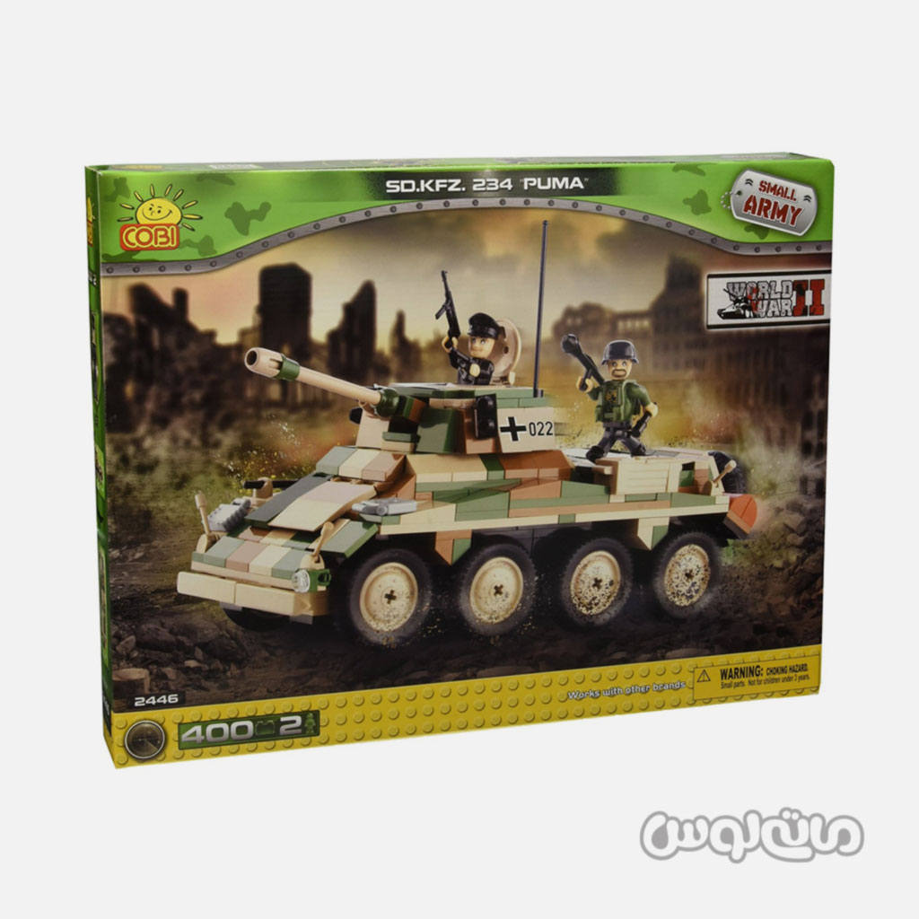 Bricks Cobi 2446