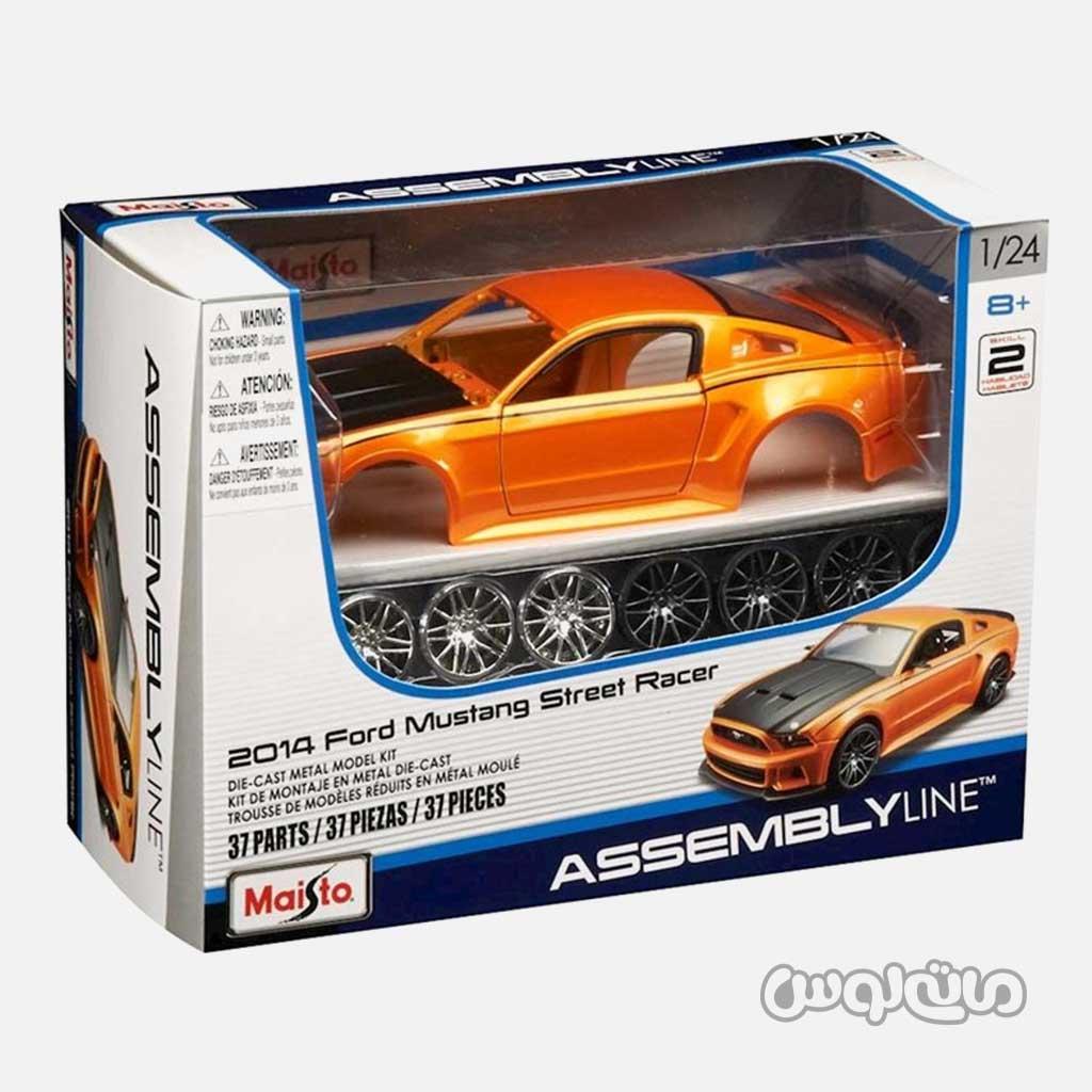 ماشین مدل فورد موستانگ 2014 9:24 سری اسمبلی مایستو