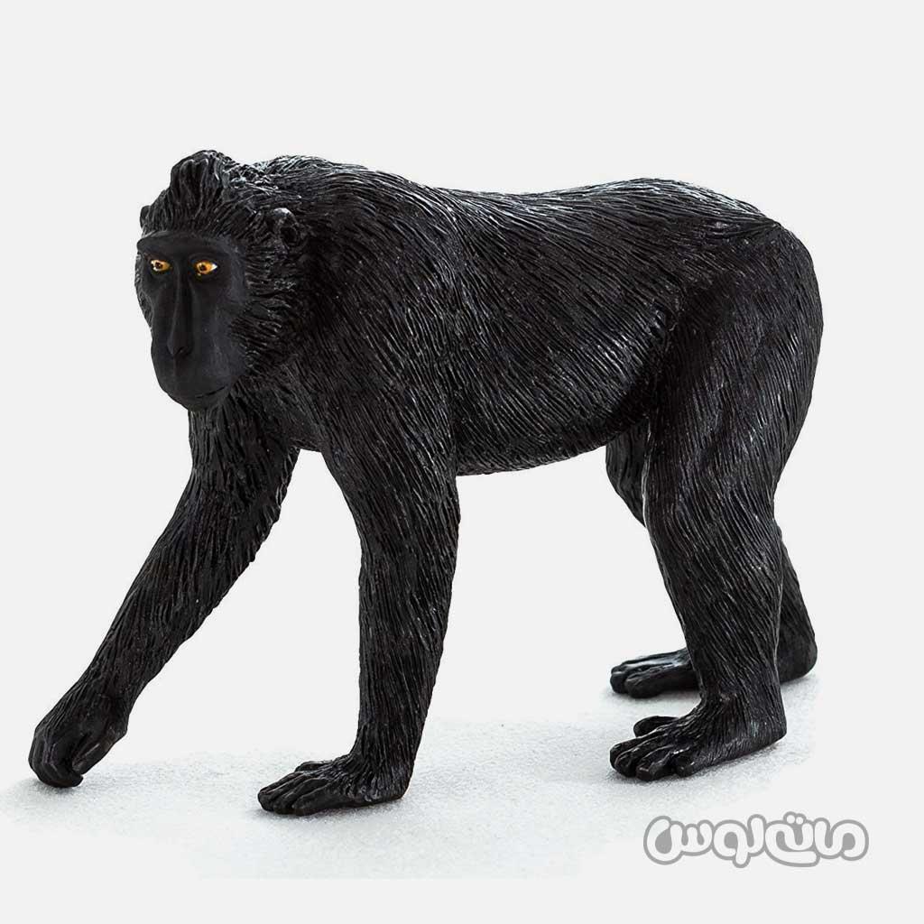فیگور میمون سیاه موجو