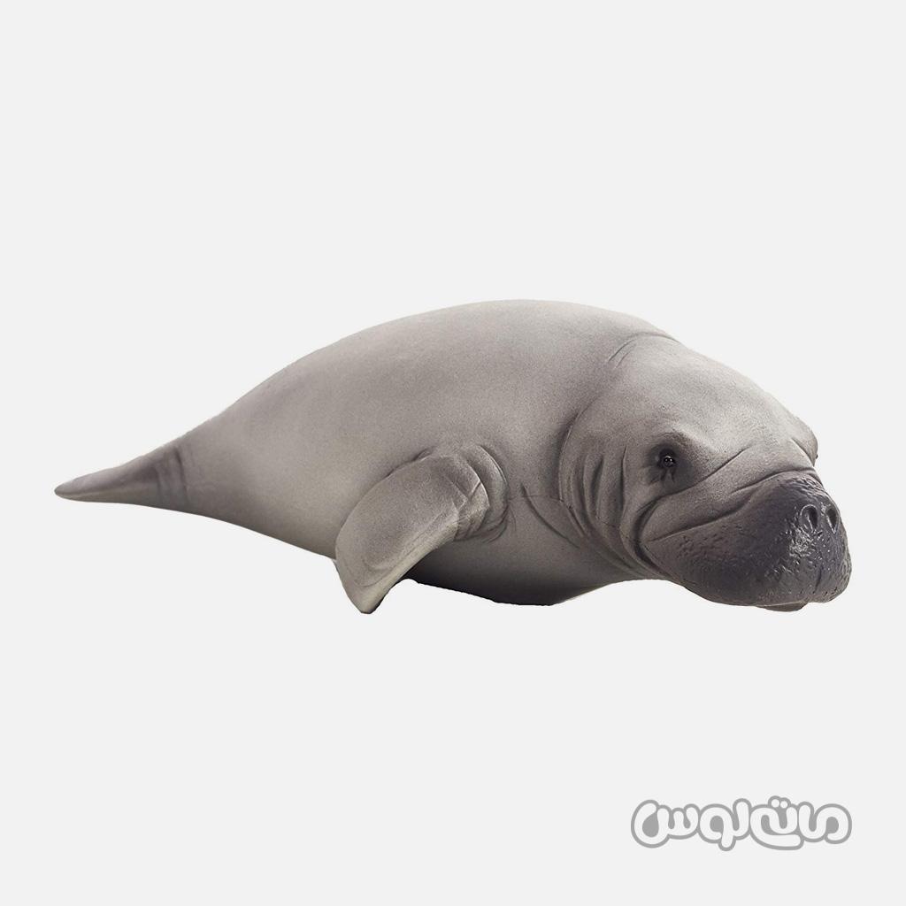 فیگور گاو دریایی طوسی رنگ موجو