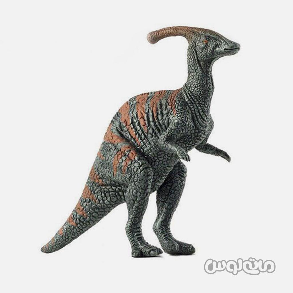 فیگور دایناسور پاراسارولوفوس دلوکس موجو