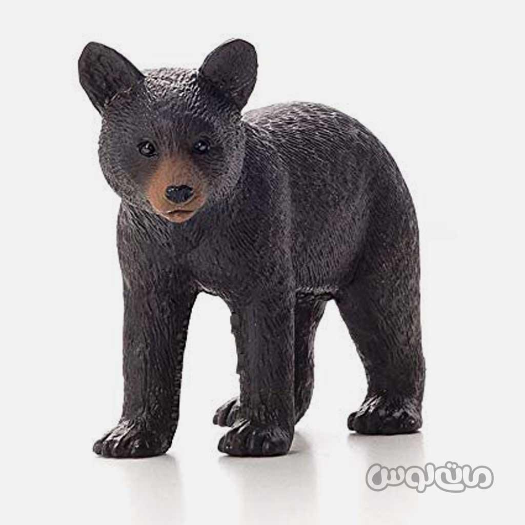 فیگور توله خرس سیاه موجو